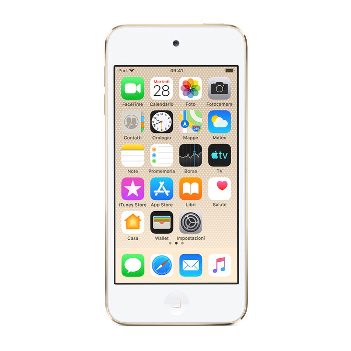 APPLE IPOD TOUCH 32 GB (2019)  - ORO - thumb - MediaWorld.it