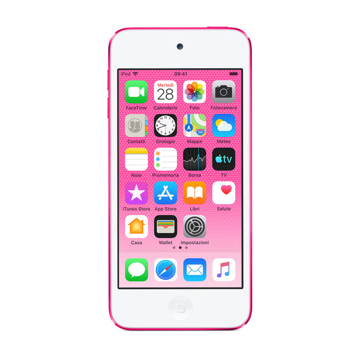 APPLE IPOD TOUCH 32 GB (2019)  - ROSA - thumb - MediaWorld.it
