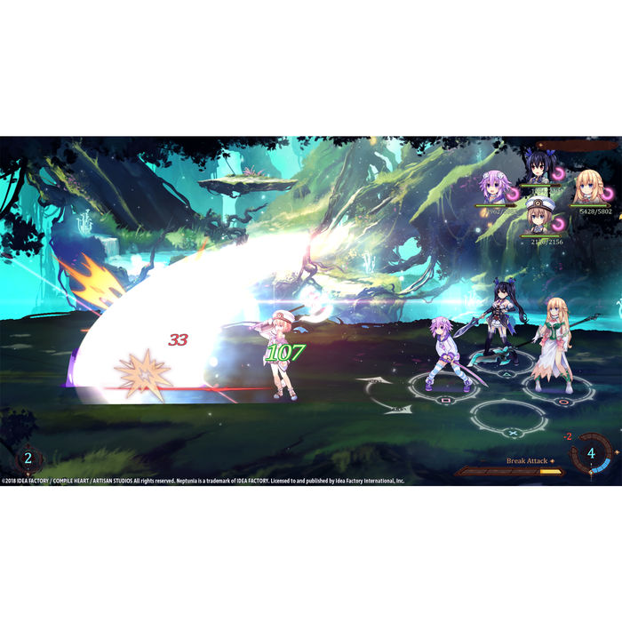 Super Neptunia RPG - NSW - thumb - MediaWorld.it