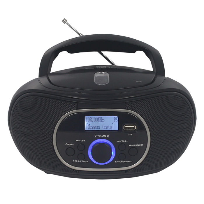 MAJESTIC AH 260 DAB MP3 USB AX - thumb - MediaWorld.it