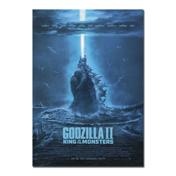 PREVENDITA Godzilla II - King of the Monsters - Blu-Ray - thumb - MediaWorld.it