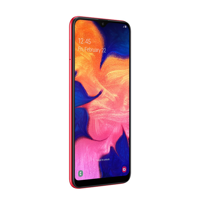 SAMSUNG Galaxy A10 Red TIM - PRMG GRADING OOCN - SCONTO 20,00% - thumb - MediaWorld.it