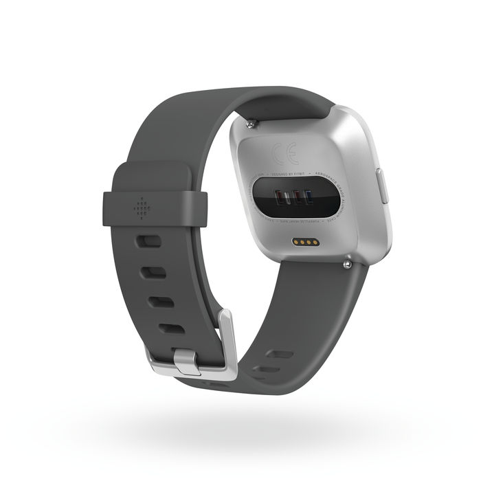 FITBIT VERSA LITE Edition Antracite - thumb - MediaWorld.it