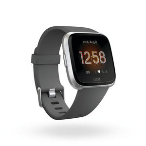 FITBIT VERSA LITE Edition Antracite - MediaWorld.it