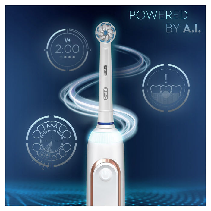 ORAL B GENIUS X ROSEGOLD - thumb - MediaWorld.it
