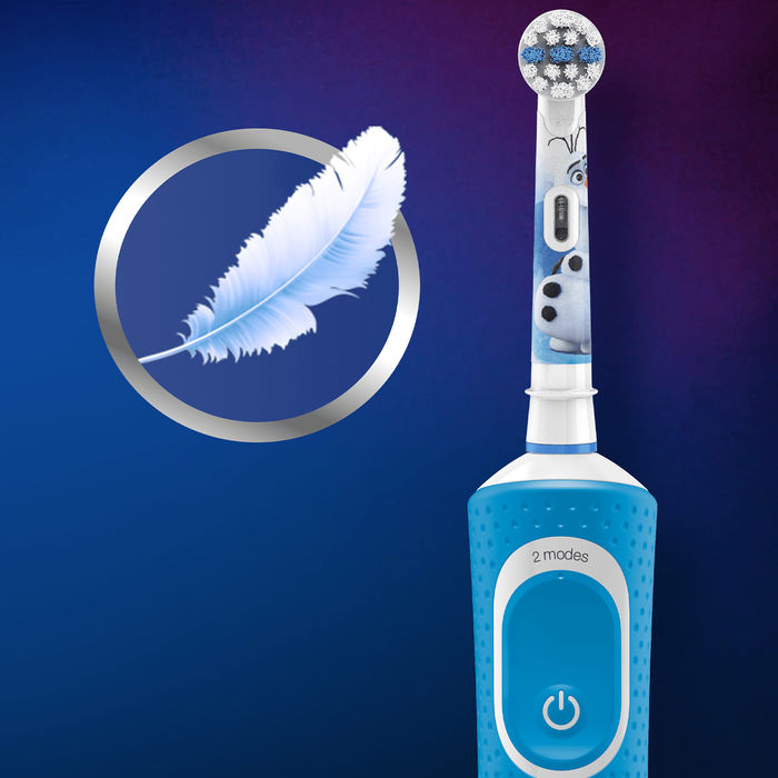 ORAL-B VITALITY D100 FROZEN - thumb - MediaWorld.it
