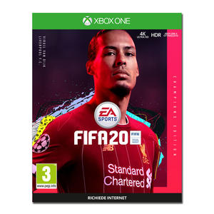 FIFA 20 Champions Edition - XBOX ONE - MediaWorld.it