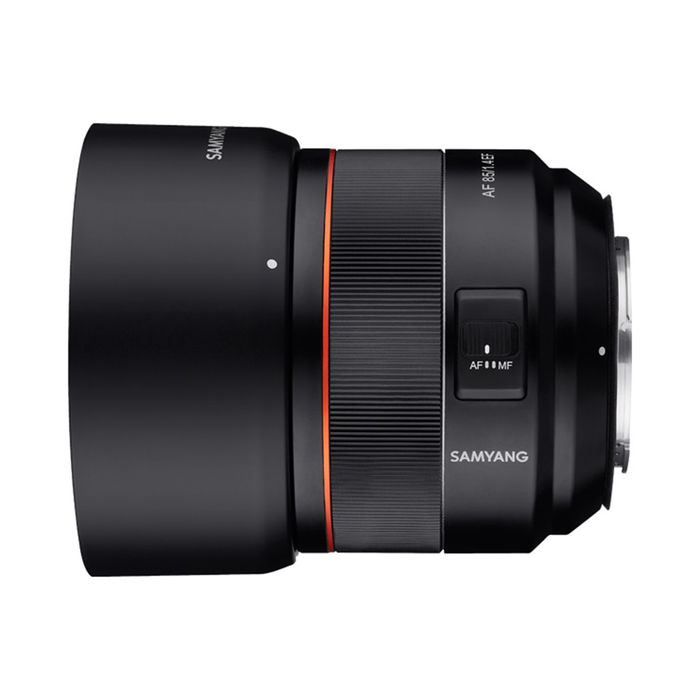 SAMYANG AF 85MM F1.4 CANON EF - thumb - MediaWorld.it
