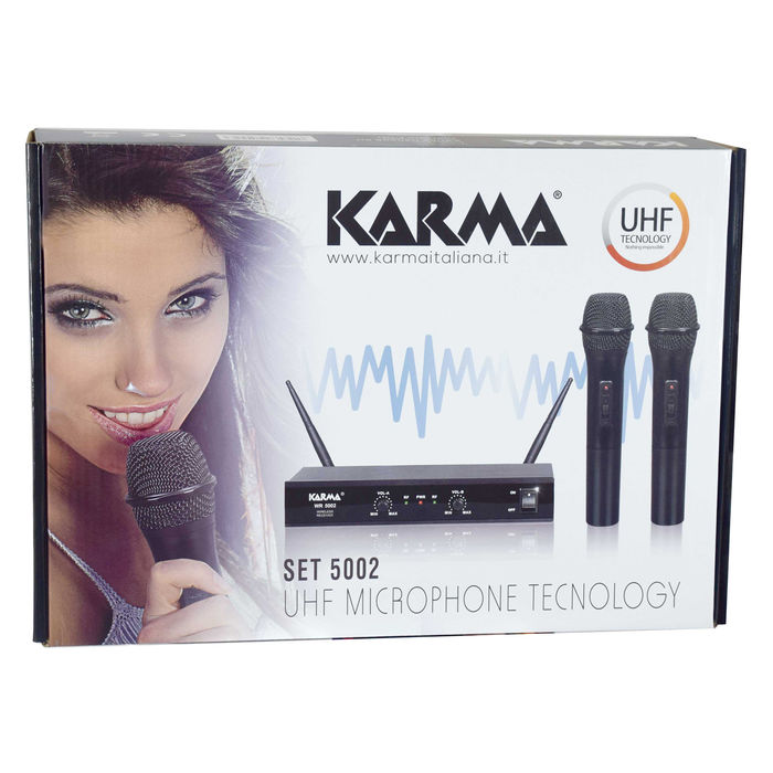 KARMA SET 5002 - PRMG GRADING OOCN - SCONTO 20,00% - thumb - MediaWorld.it