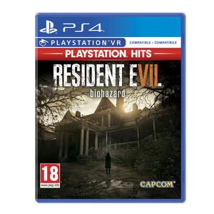 Resident Evil 7 Hits - PS4 - MediaWorld.it