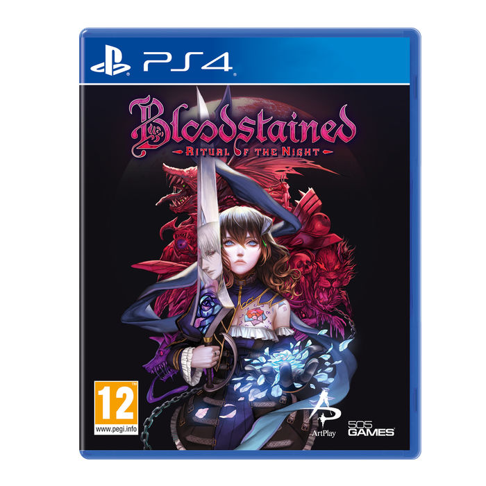 Bloodstained: Ritual of the Night - PS4 - thumb - MediaWorld.it