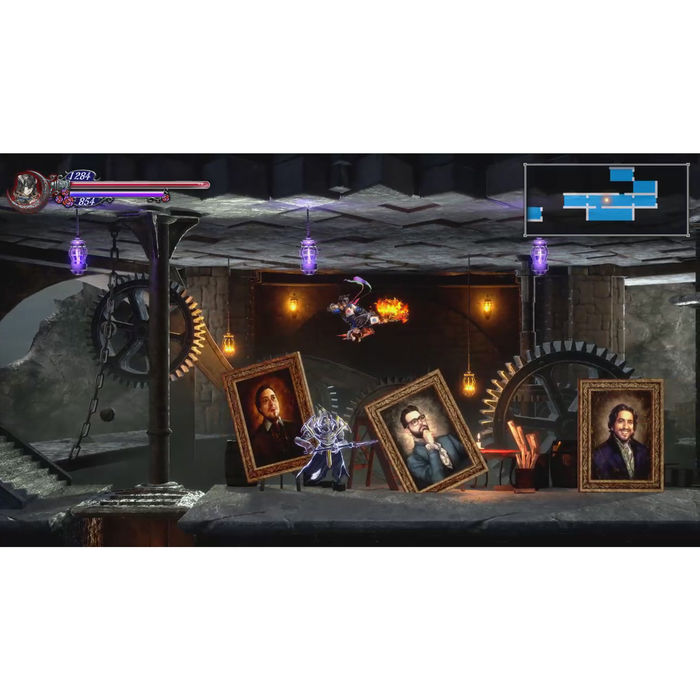 Bloodstained: Ritual of the Night - XBOX ONE - thumb - MediaWorld.it