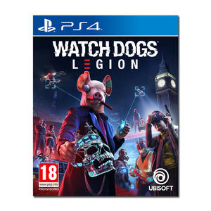 PREVENDITA Watch Dogs Legion - PS4 - MediaWorld.it