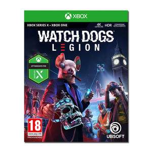 PREVENDITA Watch Dogs Legion  - XBOX ONE - MediaWorld.it