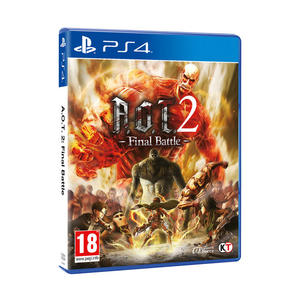 A.O.T. 2: Final Battle - PS4 - MediaWorld.it