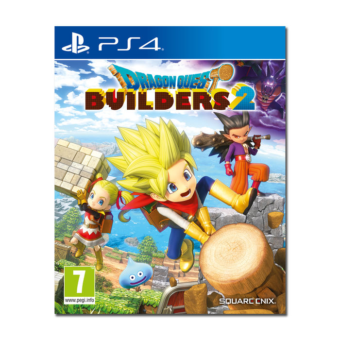 Dragon Quest Builders 2 - PS4 - thumb - MediaWorld.it