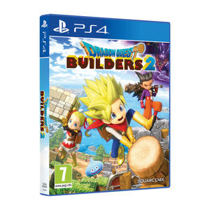 Dragon Quest Builders 2 - PS4 - MediaWorld.it