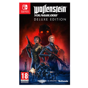 Wolfenstein Youngblood Deluxe Edition - NSW - thumb - MediaWorld.it