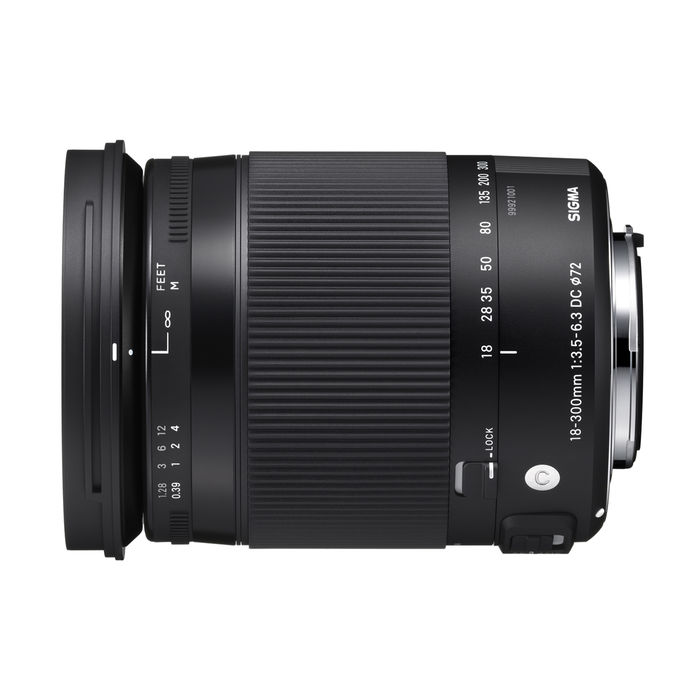 SIGMA 18-300MM F3.5-6.3(C)SIGMA - thumb - MediaWorld.it