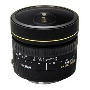 SIGMA 8MM F/3.5 SIGMA - thumb - MediaWorld.it