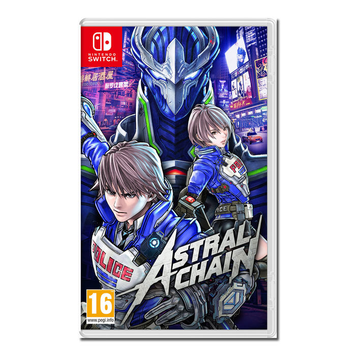 ASTRAL CHAIN  - NSW - thumb - MediaWorld.it