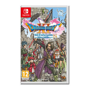 Dragon Quest Xi S: Echi di un'Era perduta - Edizione Definitiva - NSW - MediaWorld.it