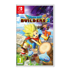 Dragon Quest Builders 2 -  NSW - thumb - MediaWorld.it