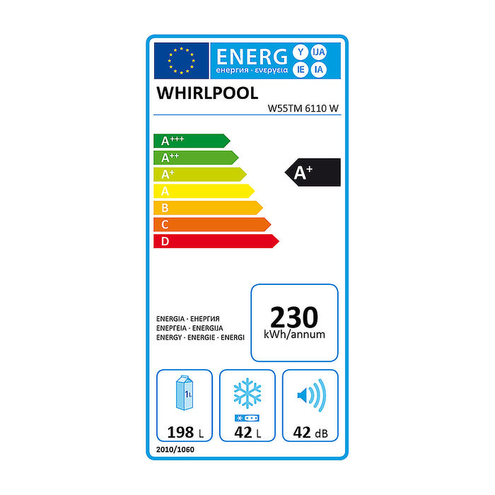 WHIRLPOOL W55TM 6110 W - thumb - MediaWorld.it