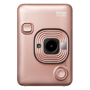 FUJIFILM INSTAX LIPLAY BLUSH GOLD BLUSH GOLD - PRMG GRADING OOCN - SCONTO 20,00% - MediaWorld.it