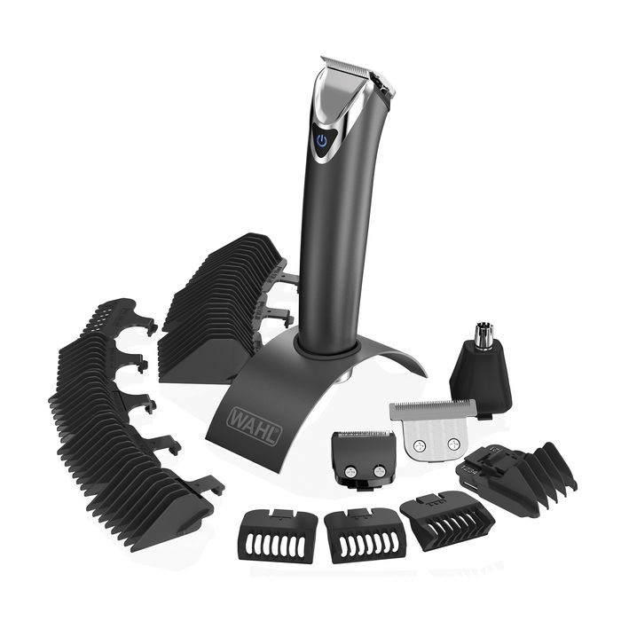 WAHL LI STAINLESS STEEL TRIMMER ADVANCED - thumb - MediaWorld.it