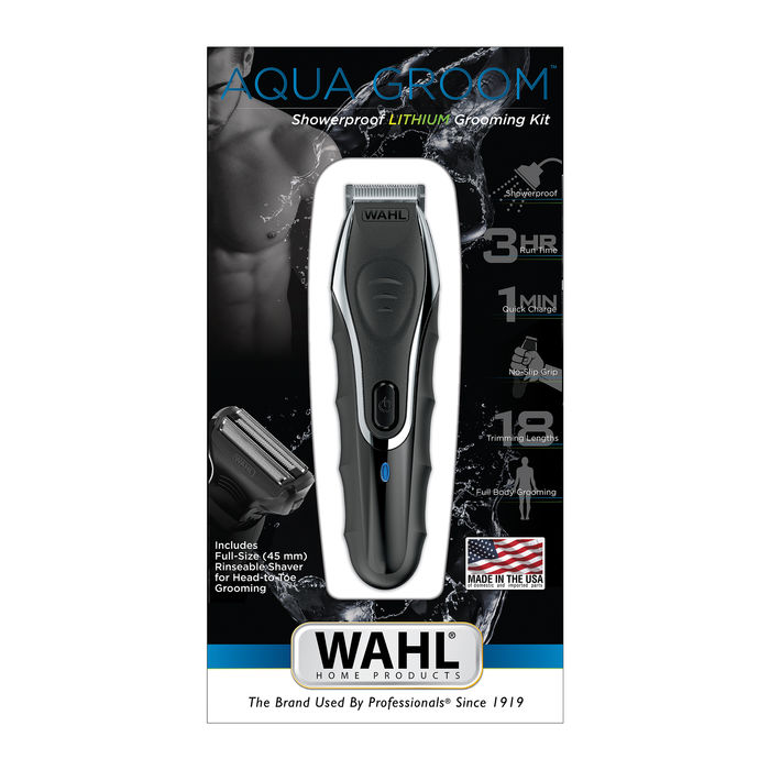 WAHL Aqua Groom showerproof grooming - thumb - MediaWorld.it