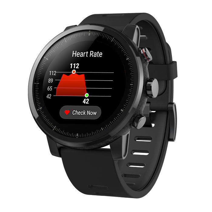 AMAZFIT STRATOS 2 Black - thumb - MediaWorld.it