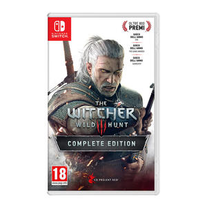 The Witcher 3 Wild Hunt - NSW - thumb - MediaWorld.it