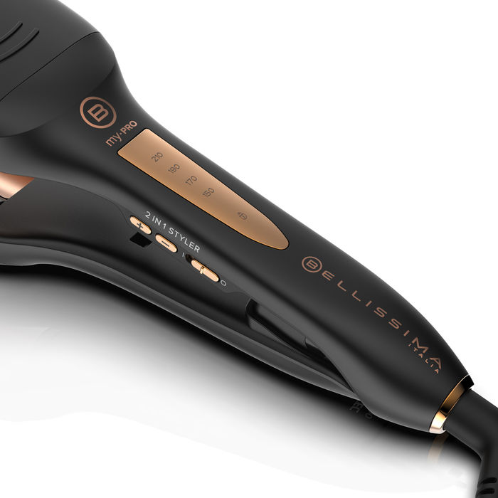 IMETEC Bellissima My Pro 2 in 1 Straight&Waves B29 100 - thumb - MediaWorld.it