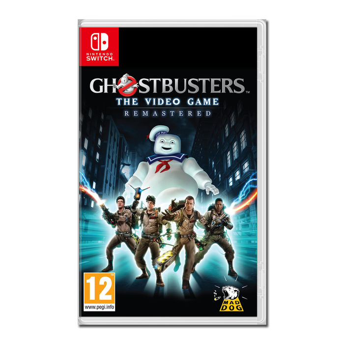 Ghostbusters: The Video Game Remastered - NSW - thumb - MediaWorld.it