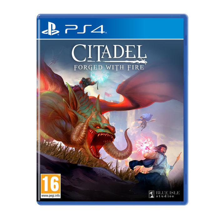Citadel: Forged with fire - PS4 - thumb - MediaWorld.it