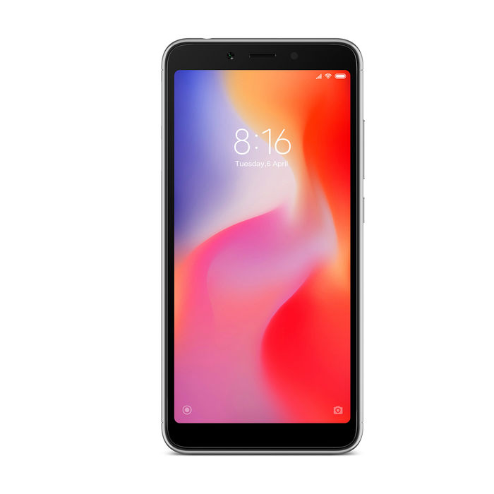 XIAOMI Redmi 6A 16gb Black TRE - thumb - MediaWorld.it