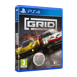Grid Ultimate Edition - PS4 - MediaWorld.it