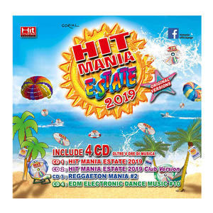 AA.VV. - Hit Mania Estate 2019 - CD - MediaWorld.it
