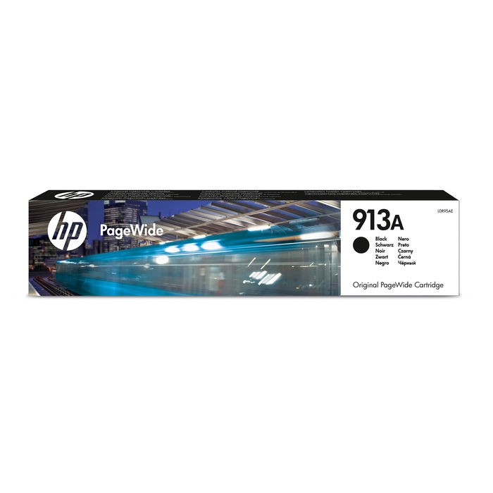 HP 913A Nero cartuccia d'inchiostro originale L0R95AE - thumb - MediaWorld.it