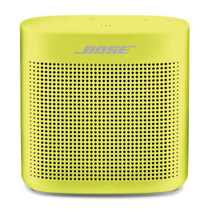 BOSE® Diffusore SoundLink® Colour Bluetooth II Yellow - MediaWorld.it