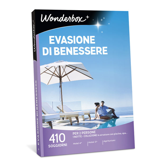 WONDERBOX EVASIONE DI BENESSERE - thumb - MediaWorld.it