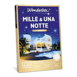 WONDERBOX MILLE & UNA NOTTE D'EVASIONE - thumb - MediaWorld.it