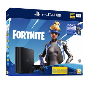 SONY PS4 PRO Gamma 1TB + Fornite VCH (2019) - MediaWorld.it