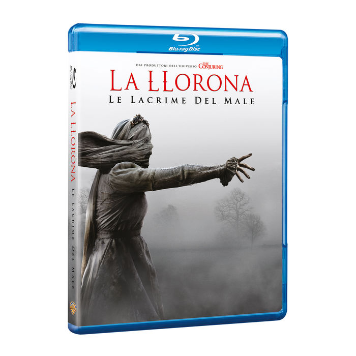 La Llorona - Le lacrime del male - Blu-Ray - thumb - MediaWorld.it
