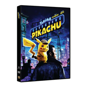 Detective Pikachu - DVD - MediaWorld.it