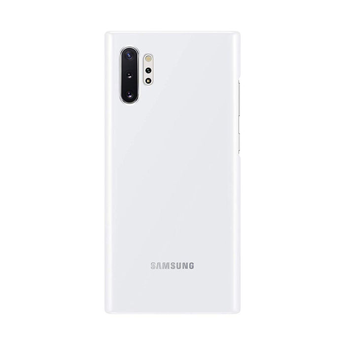 SAMSUNG LED Cover Galaxy Note10+ White - thumb - MediaWorld.it