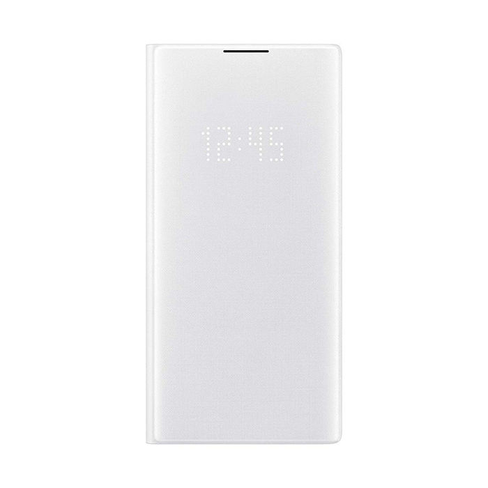 SAMSUNG LED View Cover Galaxy Note10+ White - thumb - MediaWorld.it