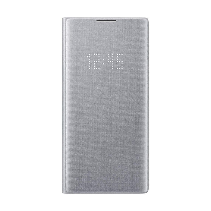 SAMSUNG LED View Cover Galaxy Note10+ Silver - thumb - MediaWorld.it