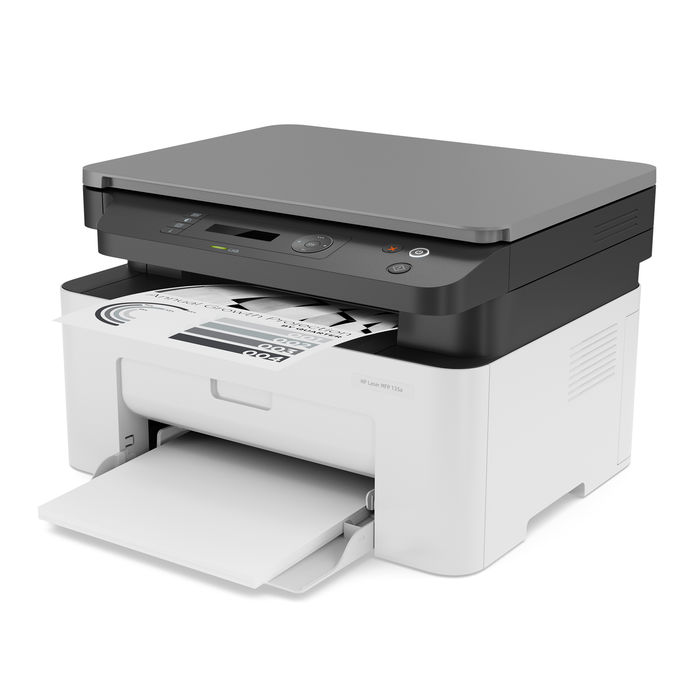 HP LASER MFP 135A - thumb - MediaWorld.it
